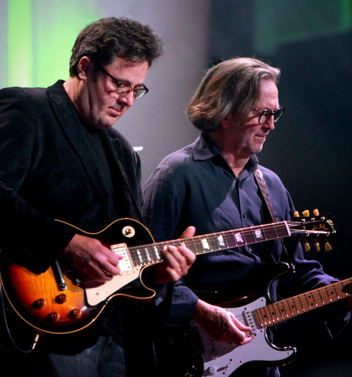 Vince Gill, Eric Clapton