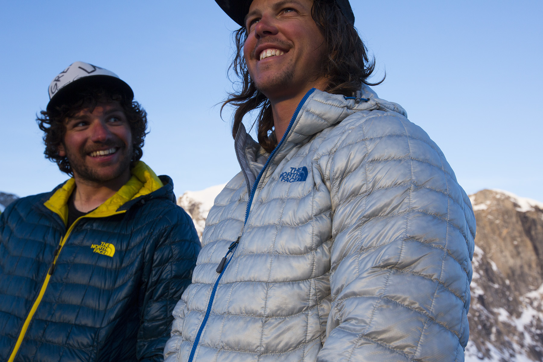 lucas debari, ralph backstrom, Southeast Greenland