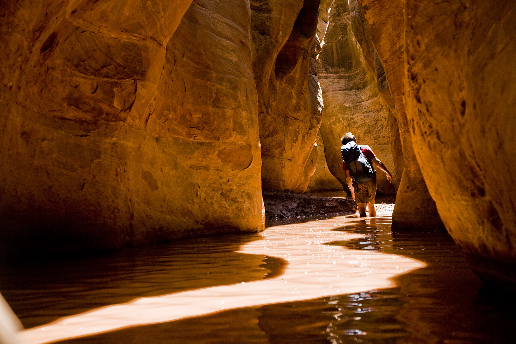Aron Smith, Fry Canyon, Utah