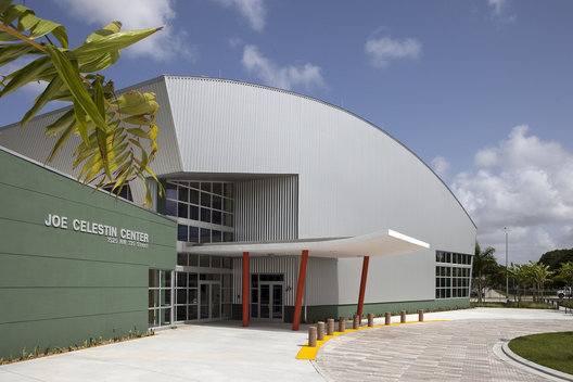 Joe Celestin Center at Claude Pepper Park, North Miami