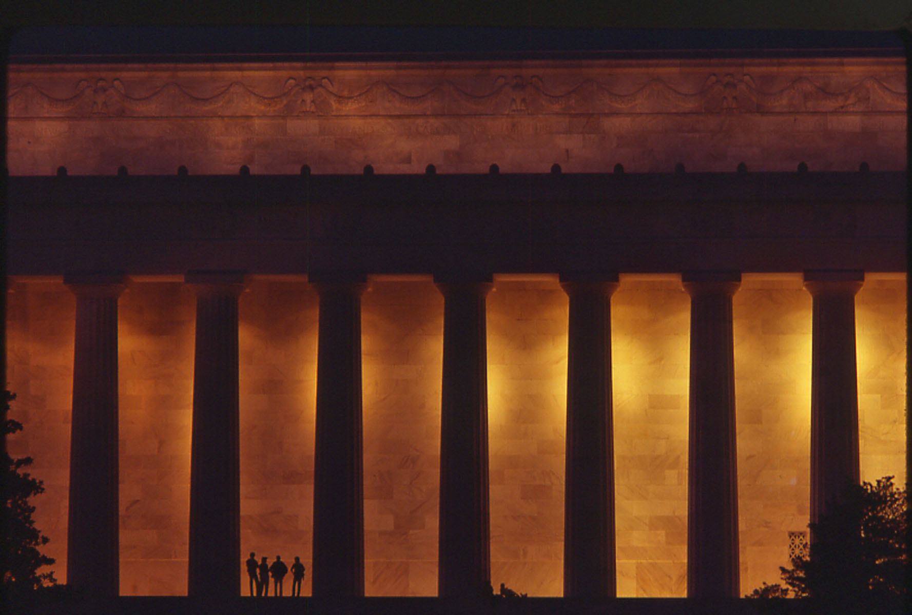 Lincoln Memorial, Washington, DC
