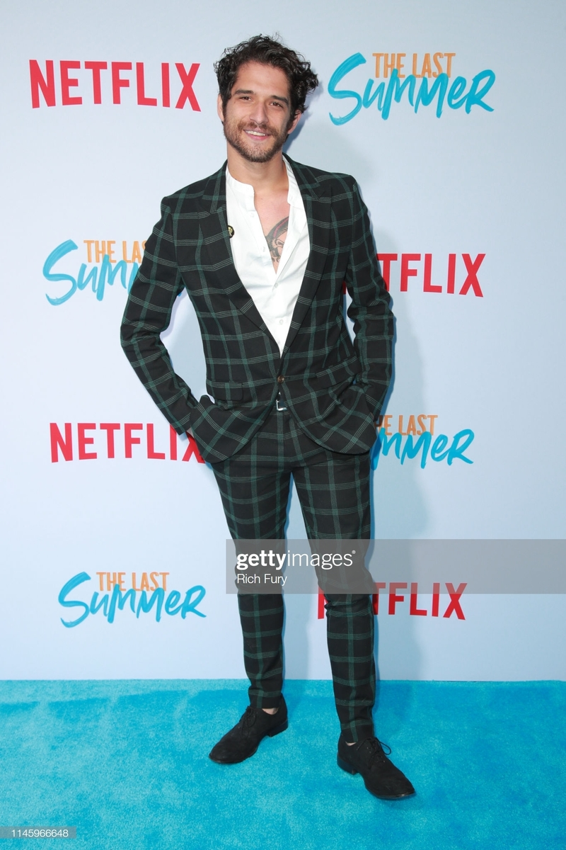"HOLLYWOOD, CALIFORNIA - APRIL 29: Tyler Posey attends the special screening of Netflix's ""The Last Summer"" at TCL Chinese Theatre on April 29, 2019 in Hollywood, California. (Photo by Rich Fury/Getty Images)"