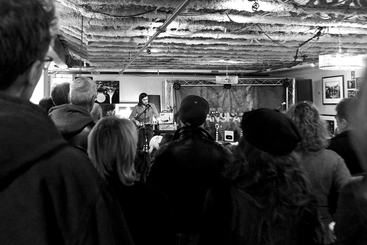 Transparent Clinch Gallery Supra Live Showcase The Asbury Hotel Asbury Park, NJ November 18, 2017  DerekBrad.com