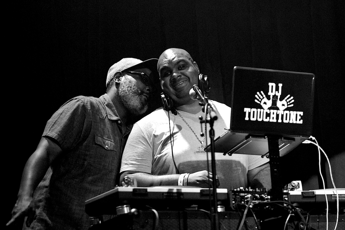 DJ Touchtone The Ardmore Music Hall Ardmore, Pa May 31, 2018  DerekBrad.com