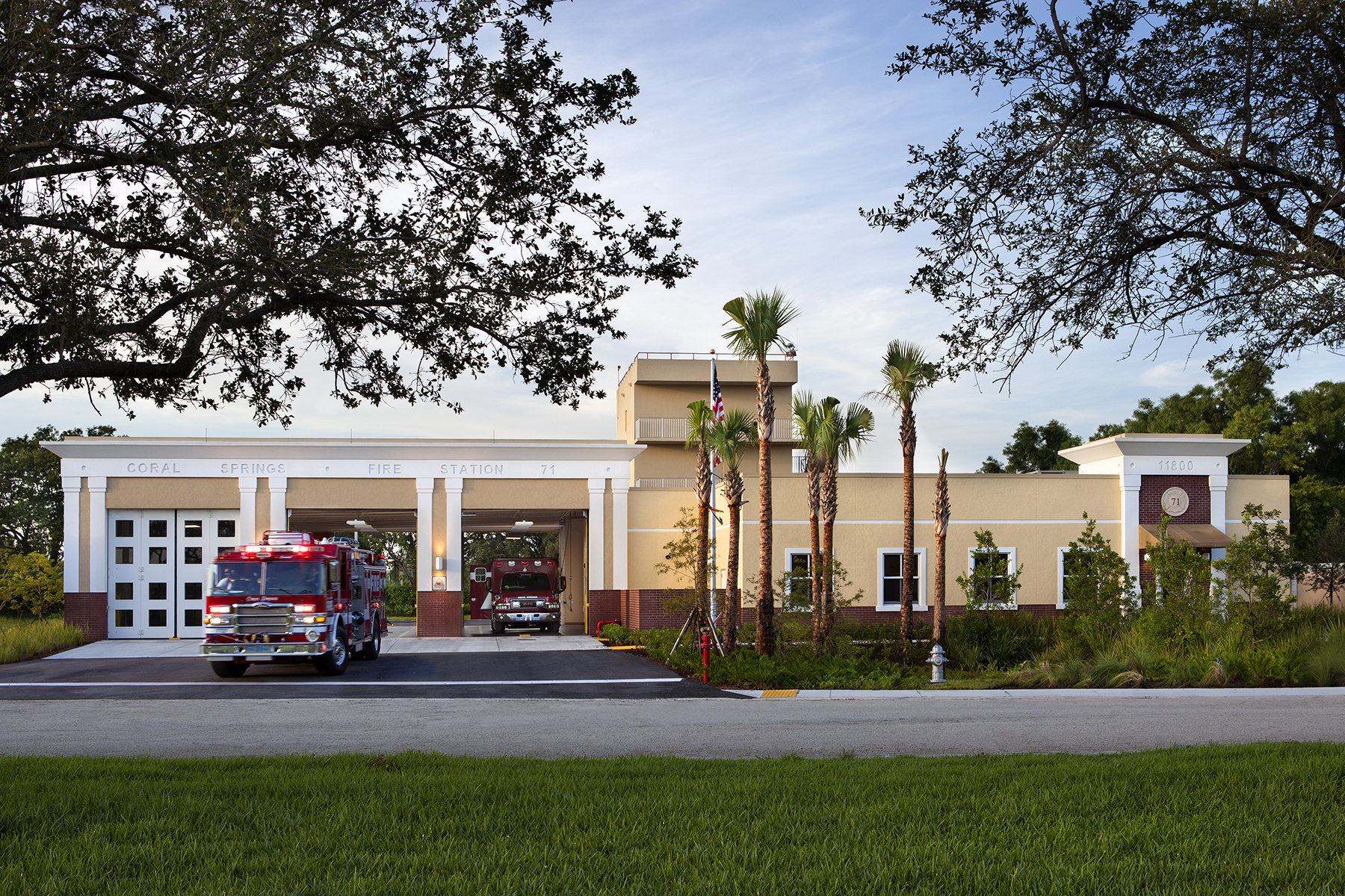 Coral Springs Fire Station 71