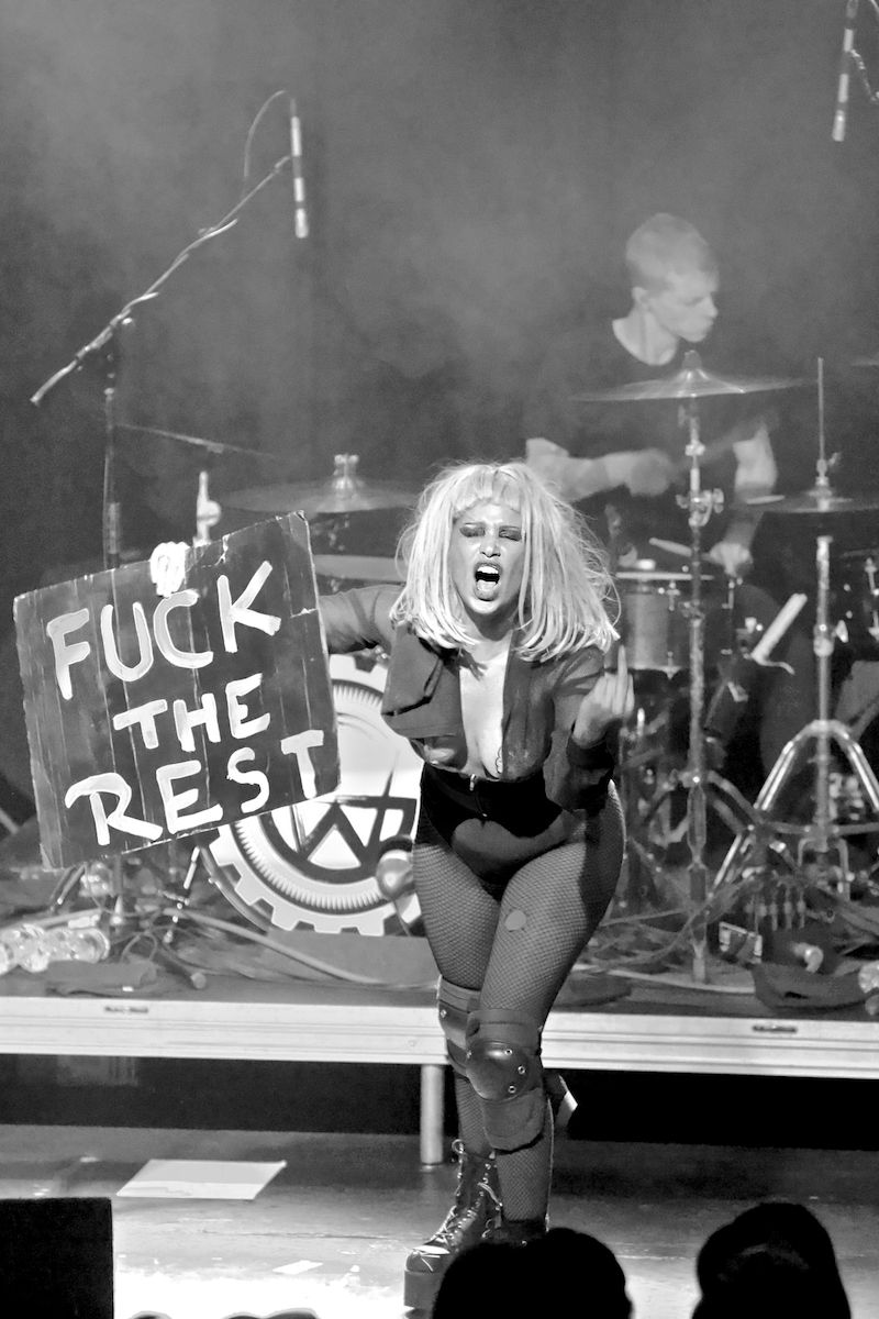 Lords of Acid Pretty In Kink Tour TLA Philadelphia, Pa March 11, 2019  DerekBrad.com