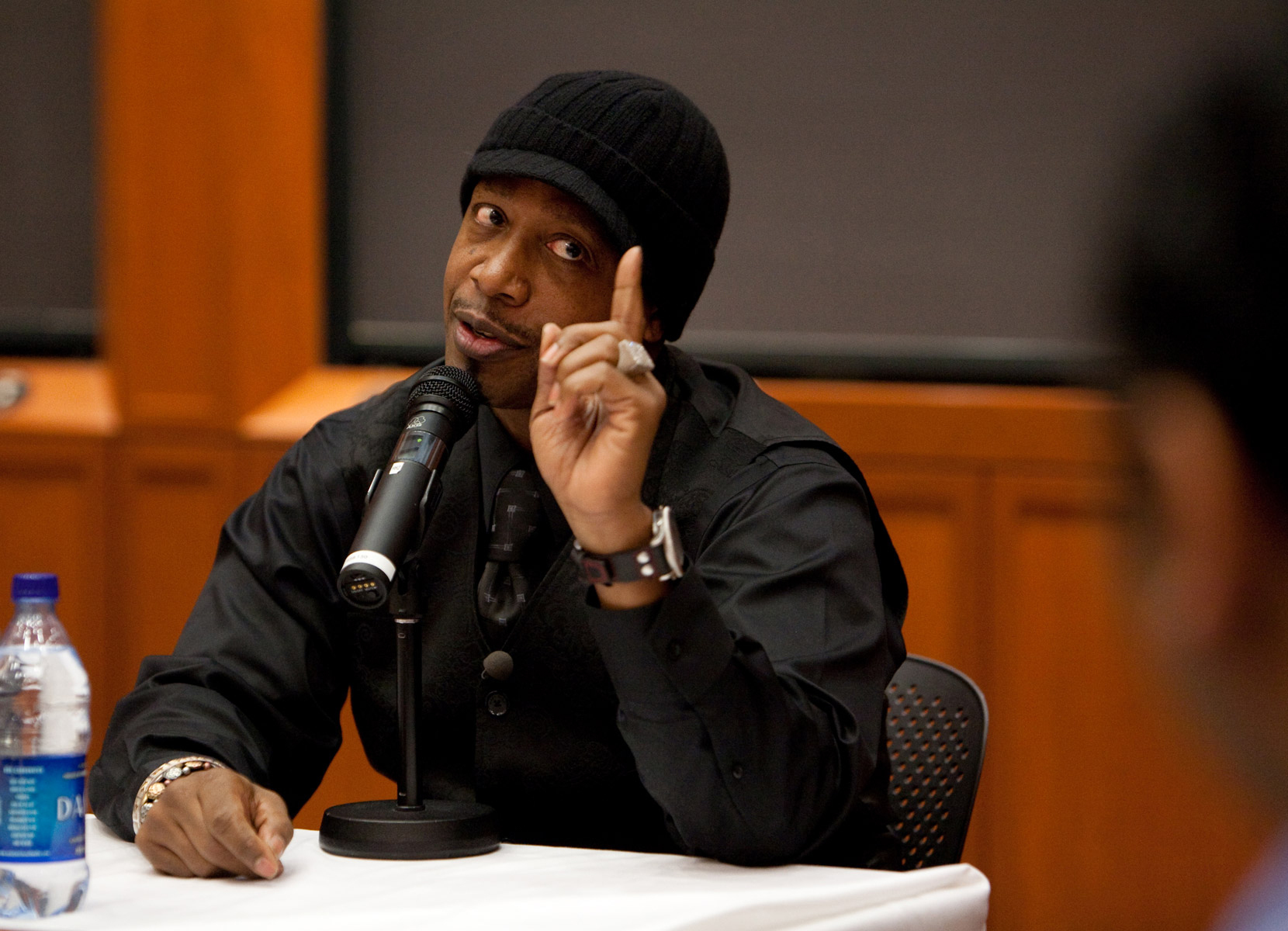 MC Hammer at Harvard Business School
