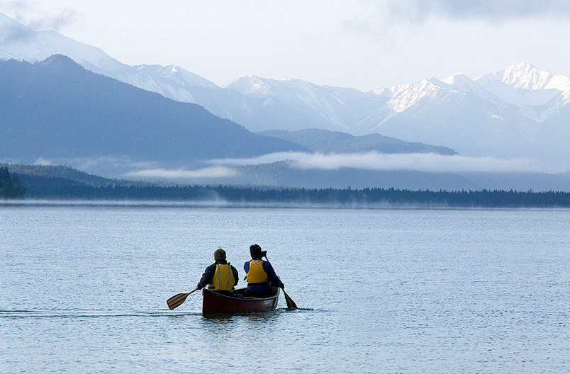 Columbia Lake, British Columbia, Canada