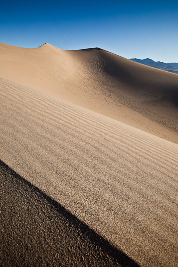Mesquite Flat Sand Dunes, Death Valley National Park, Calif.