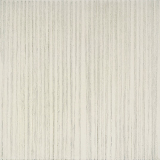 Poured Oil, Graphite on Linen
