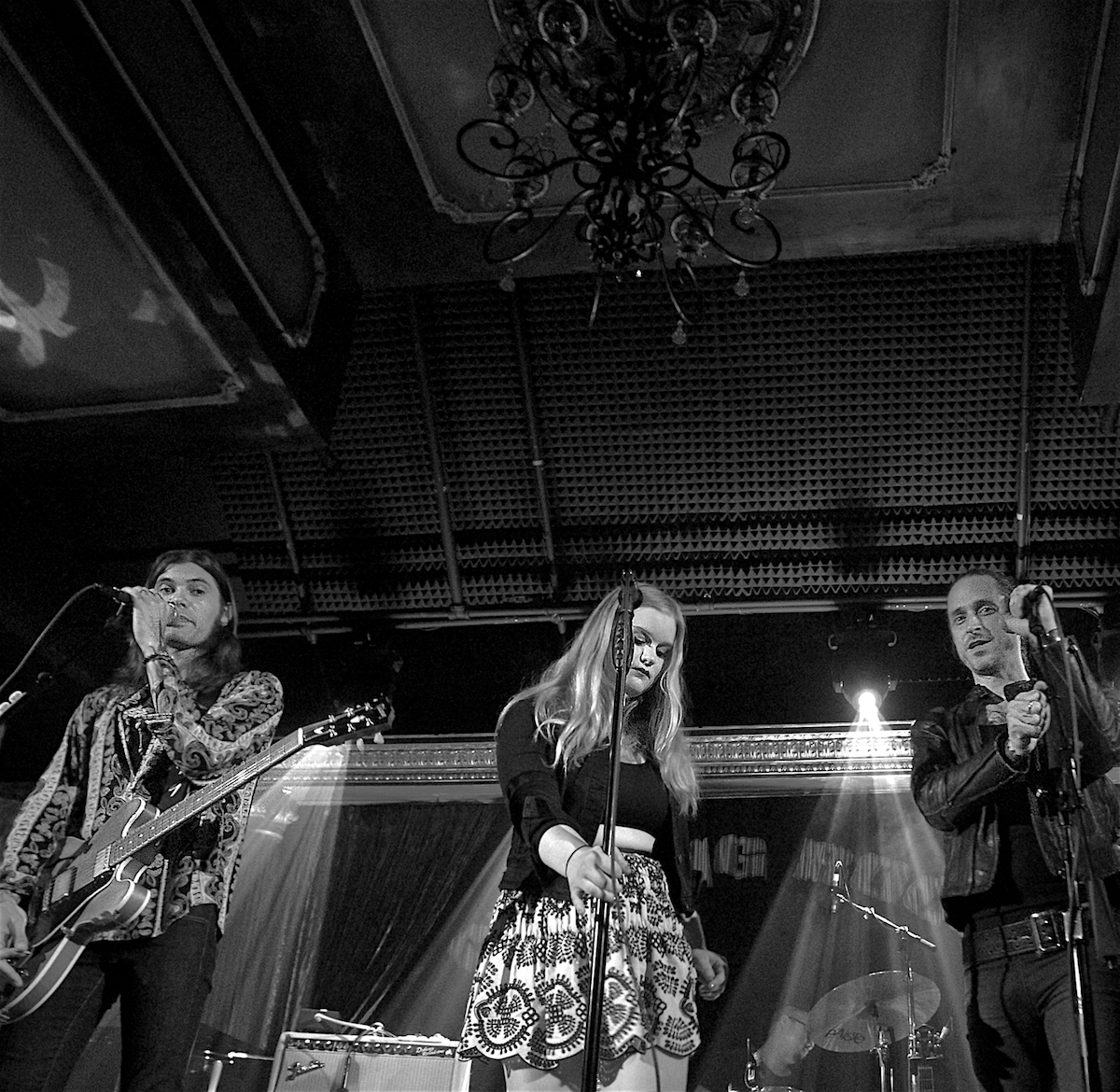 The Underground Thieves Cutting Room New York City May 10, 2018  DerekBrad.com