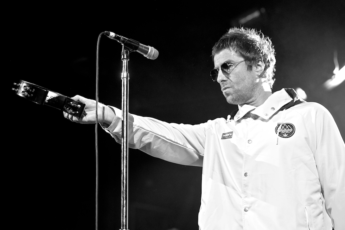 Liam Gallagher The Fillmore Philadelphia, Pa May 17, 2018  DerekBrad.com