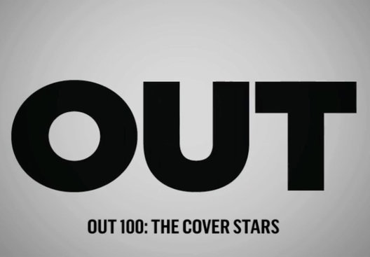 Out 100 Cover Stars