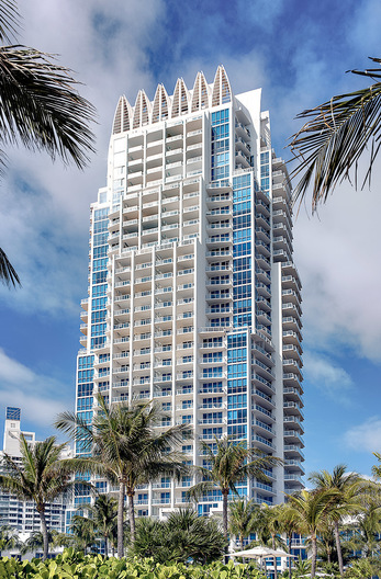 100 South Pointe Dr., Miami Beach, FL  -  Skidmore, Owings & Merrill LLP
