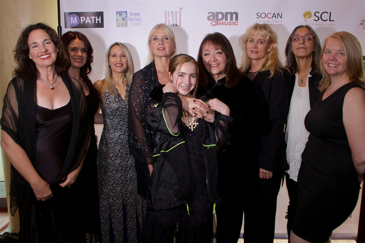 Women Warriors: The Voices of Change Orchestra Moderne NYC  Red Carpet Lincoln Center New York, NY September 20, 2019  DerekBrad.com