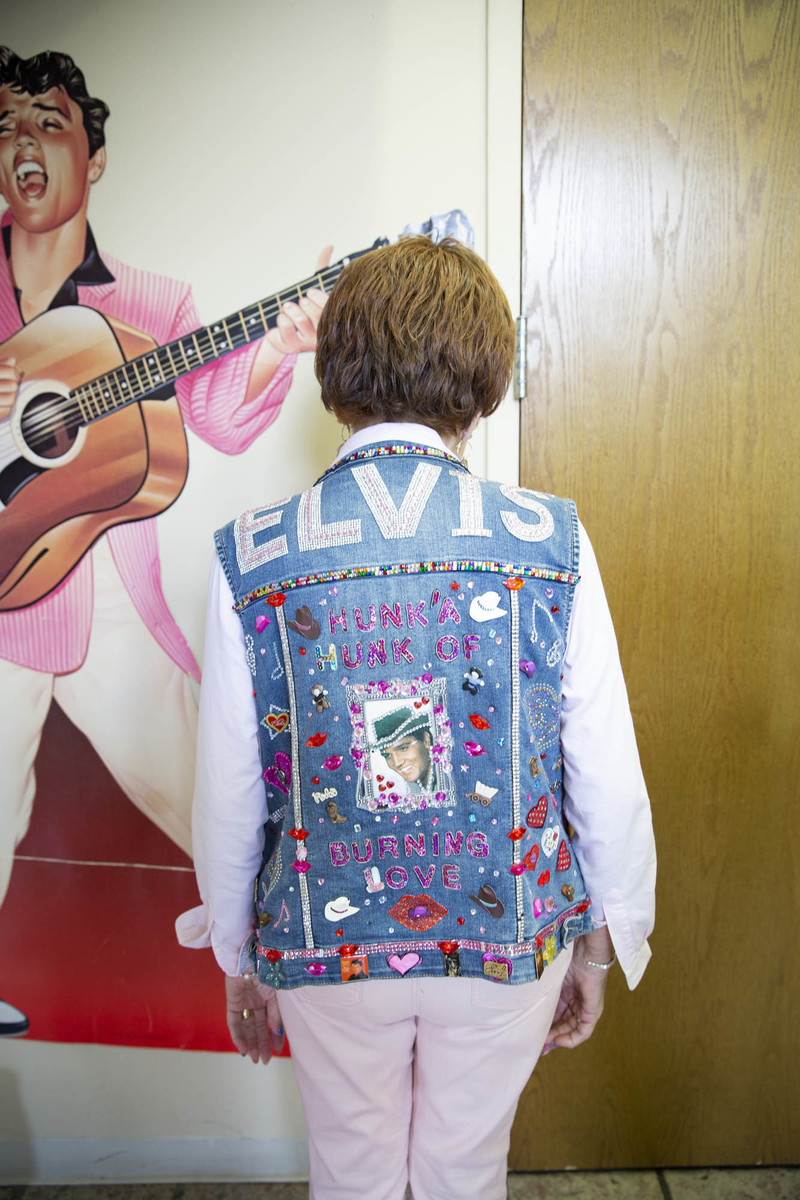 Elvis Tribute Artist Competition - Clayton, GA, August, 2018
