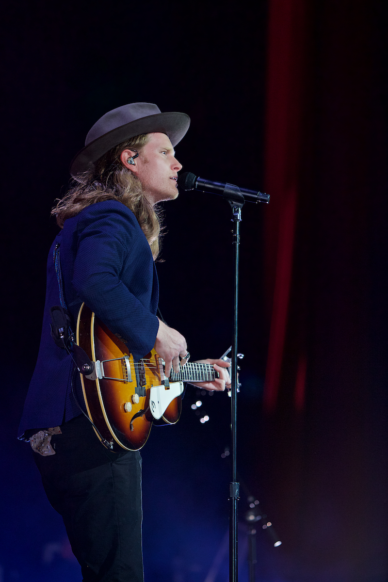 The Lumineers Radio 104.5 Birthday Celebration BB&T Pavilion Camden, NJ June 2, 2019  DerekBrad.com