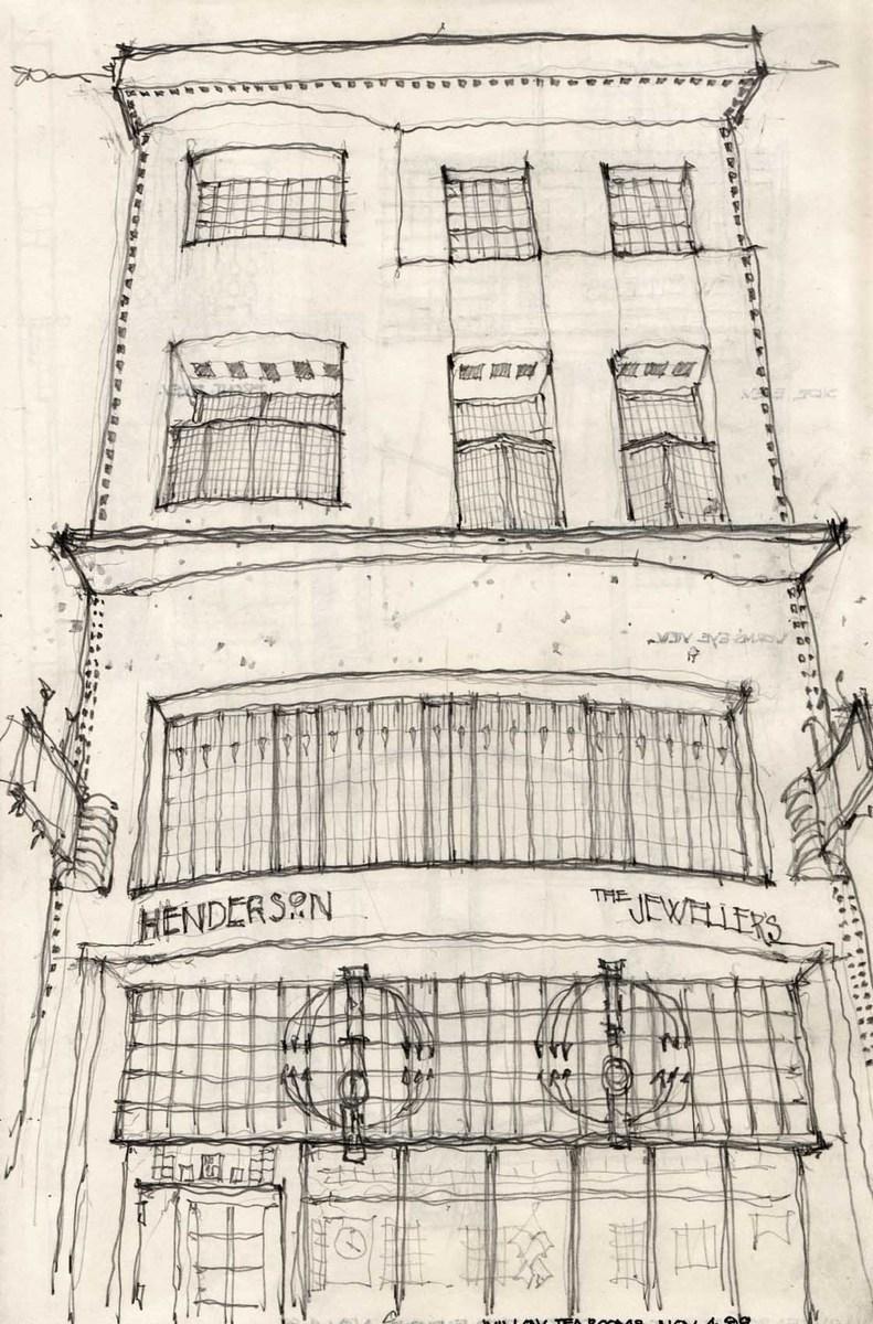 Willow Tea Rooms Charles Rennie Mackintosh Jpg