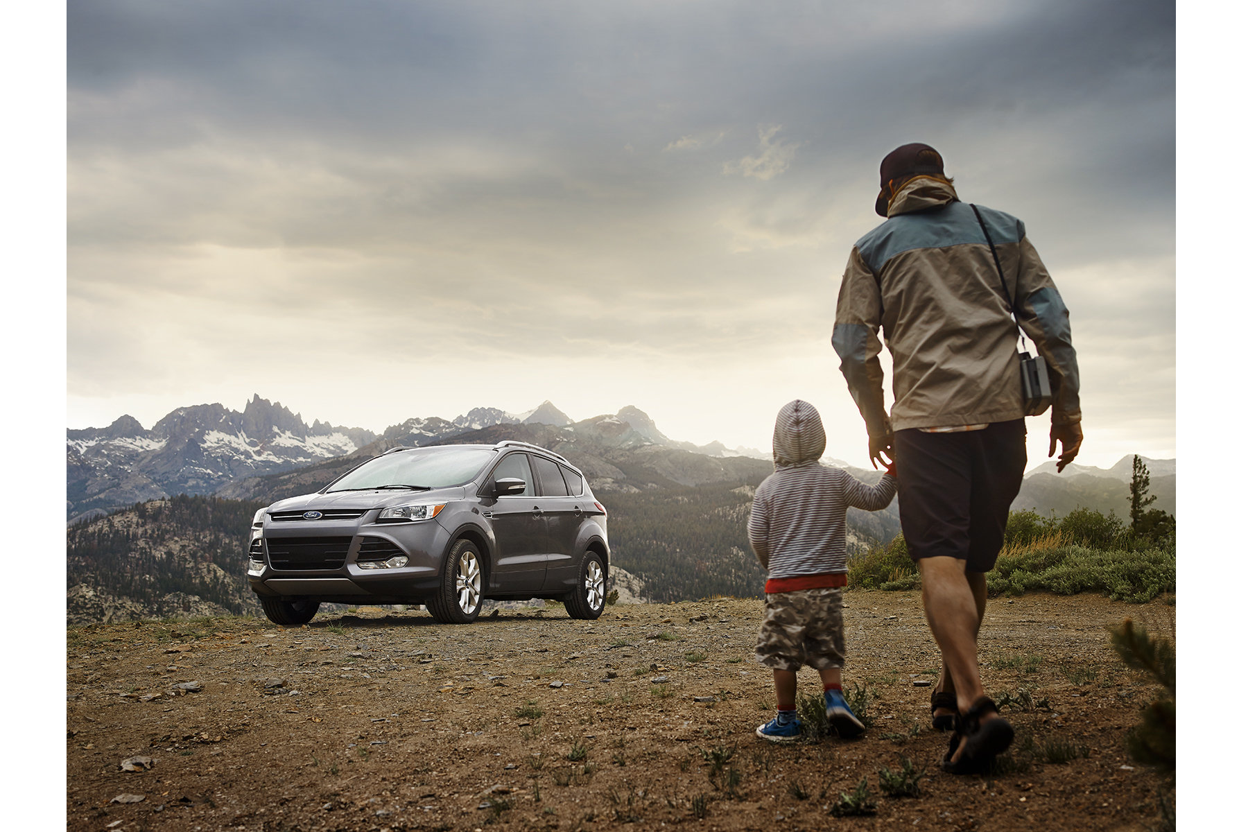 Ford / Escape / Chad Ress Photography