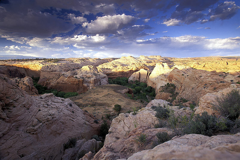Grand Staircase, Escalante, Utah, USA