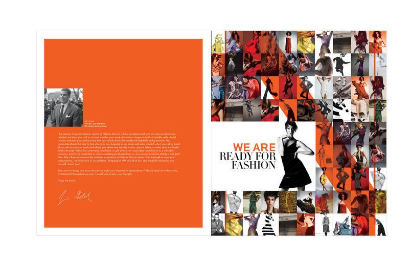 "Design concepts for The Book Fall 'll refresh which introduces new department sections:Look Who's Here, Modernist, Designer Conversations, The Mix, Fav Items, Contemporary ""Currents"", etc..