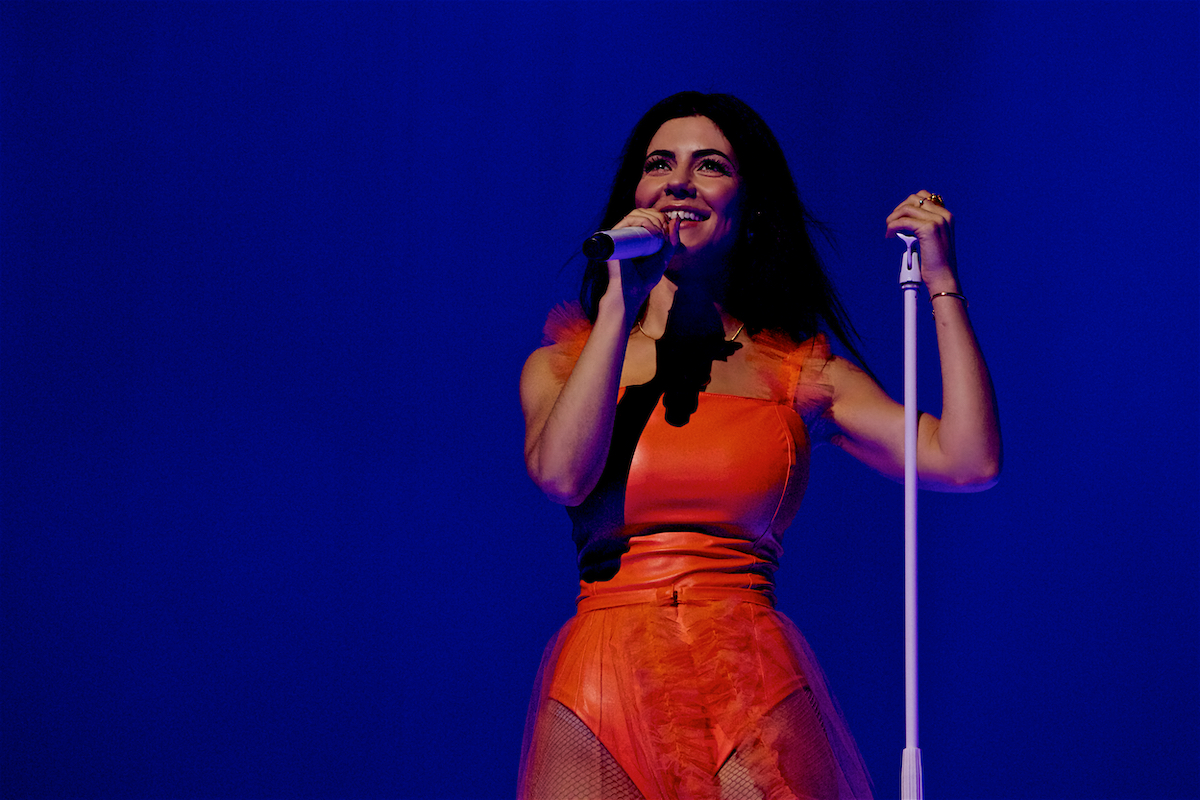 Marina Love & Fear Tour The Met Philadelphia, Pa September 14, 2019  DerekBrad.com
