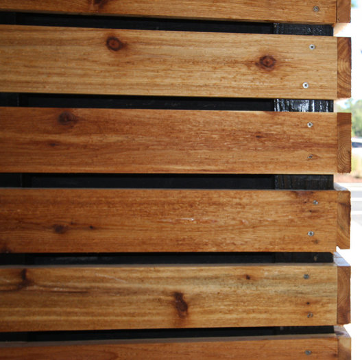 wood siding detail