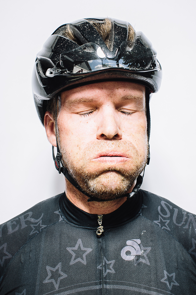 Dan Hughes, 2014 Gravel Worlds Overall Winner // element.ly