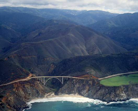 Bixby Creek Bridge - Big Sur, California
