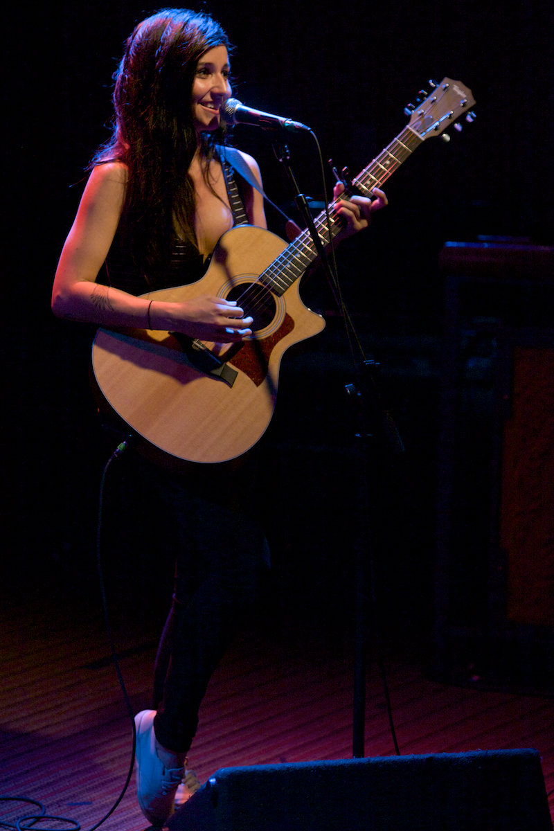 Opening Night Acoustic Tour in Philadelphia @ World Cafe Live