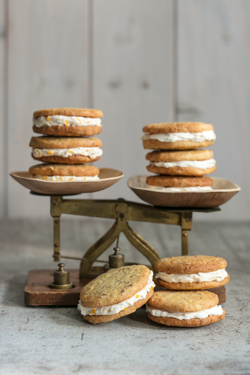 Hazelnut Orange Icebox Cookies Jpg Ilva Beretta Photography
