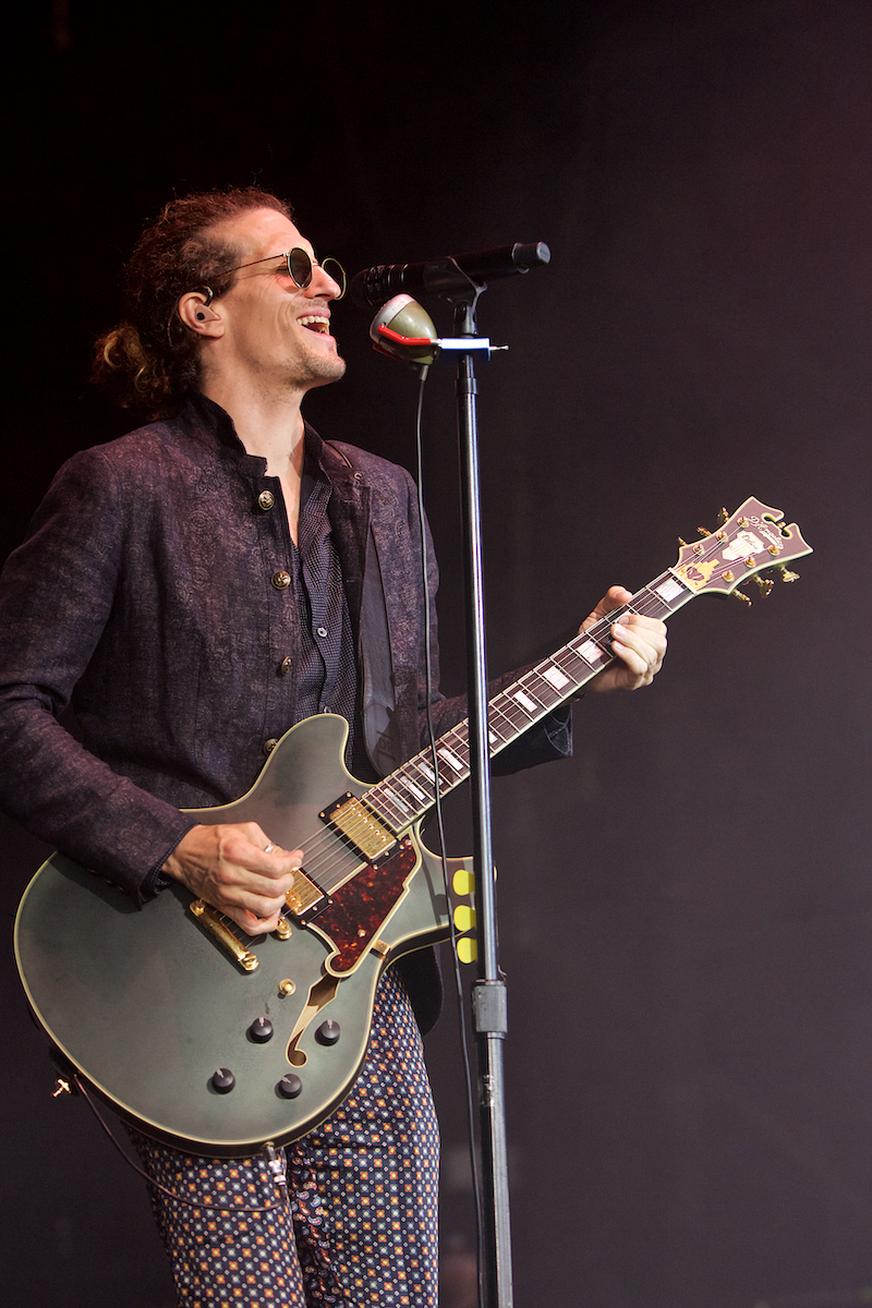 The Revivalists Radio 104.5 Birthday Celebration BB&T Pavilion Camden, NJ June 2, 2019  DerekBrad.com