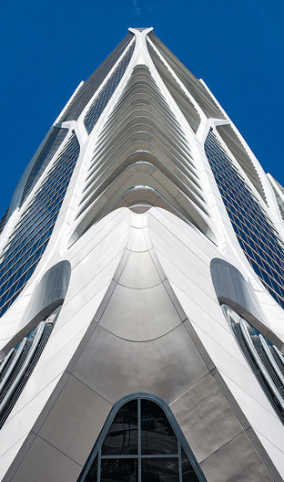 1000 Biscayne Blvd., Miami, FL  -  Zaha Hadid Architects