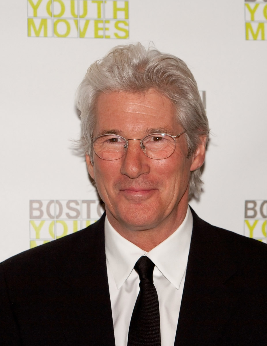 Richard Gere, JNDS, Boston Youth Moves