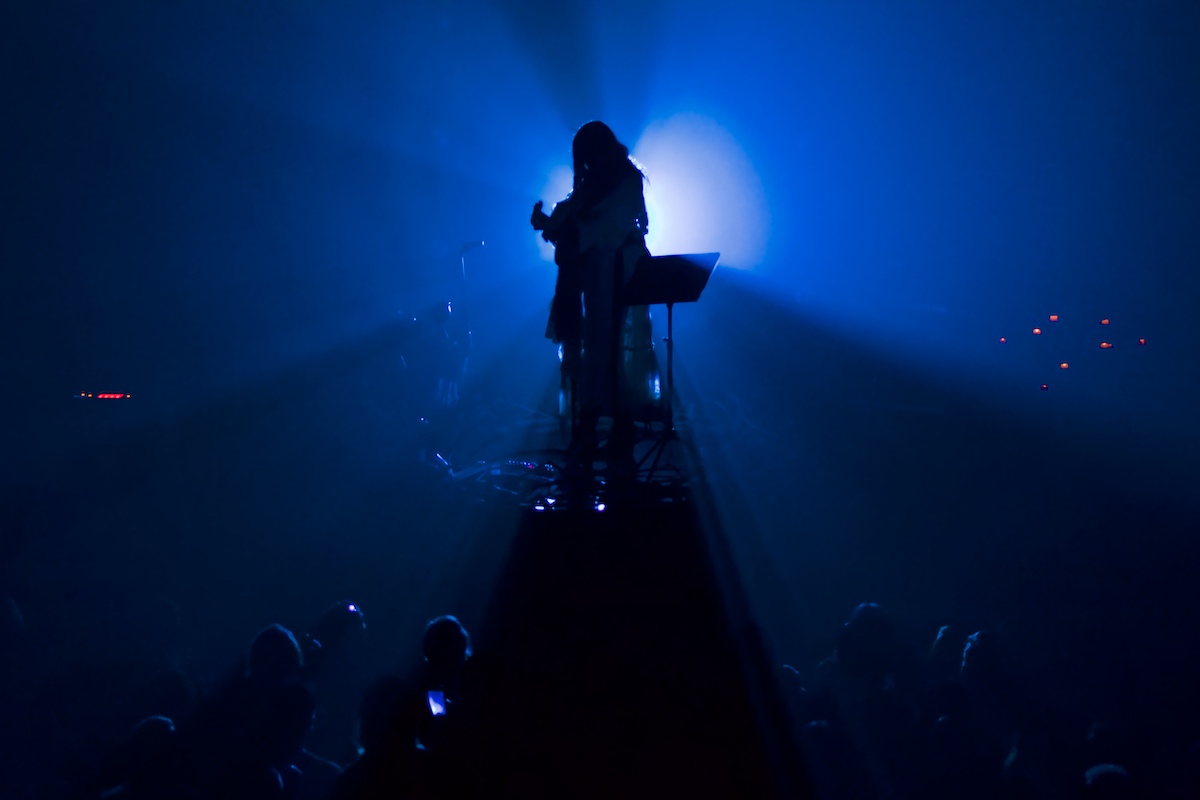 Chelsea Wolfe American Darkness Tour  Union Transfer October 31, 2019  DerekBrad.com