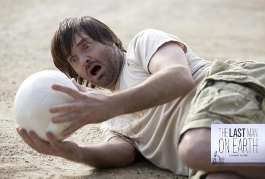"THE LAST MAN ON EARTH:  Tandy (Will Forte) is happy to see his ball friend Gary in the ""Screw The Moon"" season finale episode of THE LAST MAN ON EARTH airing Sunday, May 3 (9:30-10:00 PM ET/PT) on FOX.  2015 Fox Broadcasting Co.  Cr:  John P. Fleenor/FOX"