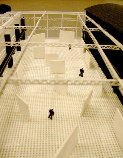and lab museum contemporary art shanghai architecture model1