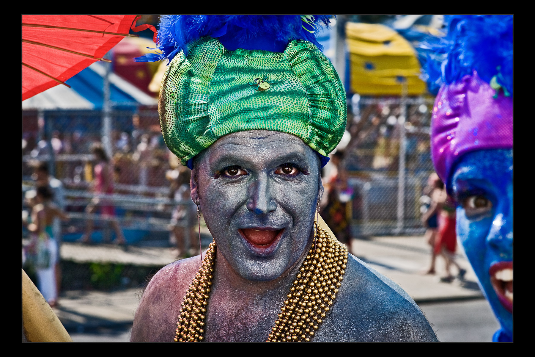 merman, Coney Island