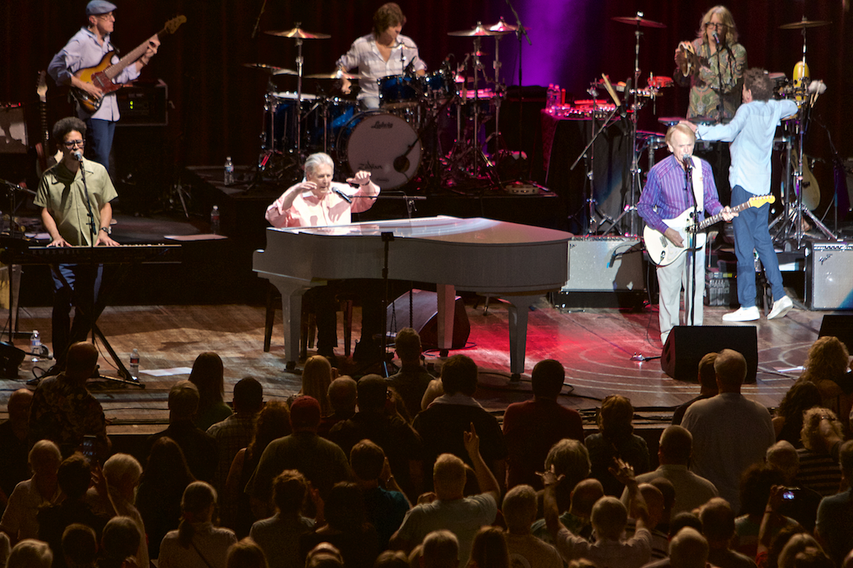 Special Guest Al Jardine and Blondie Chaplin The Mann Center Philadelphia, Pa June 29, 2015  DerekBrad.com