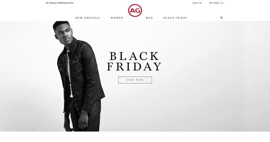 AG Jeans Holiday 2017