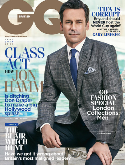 What's Up John GQ