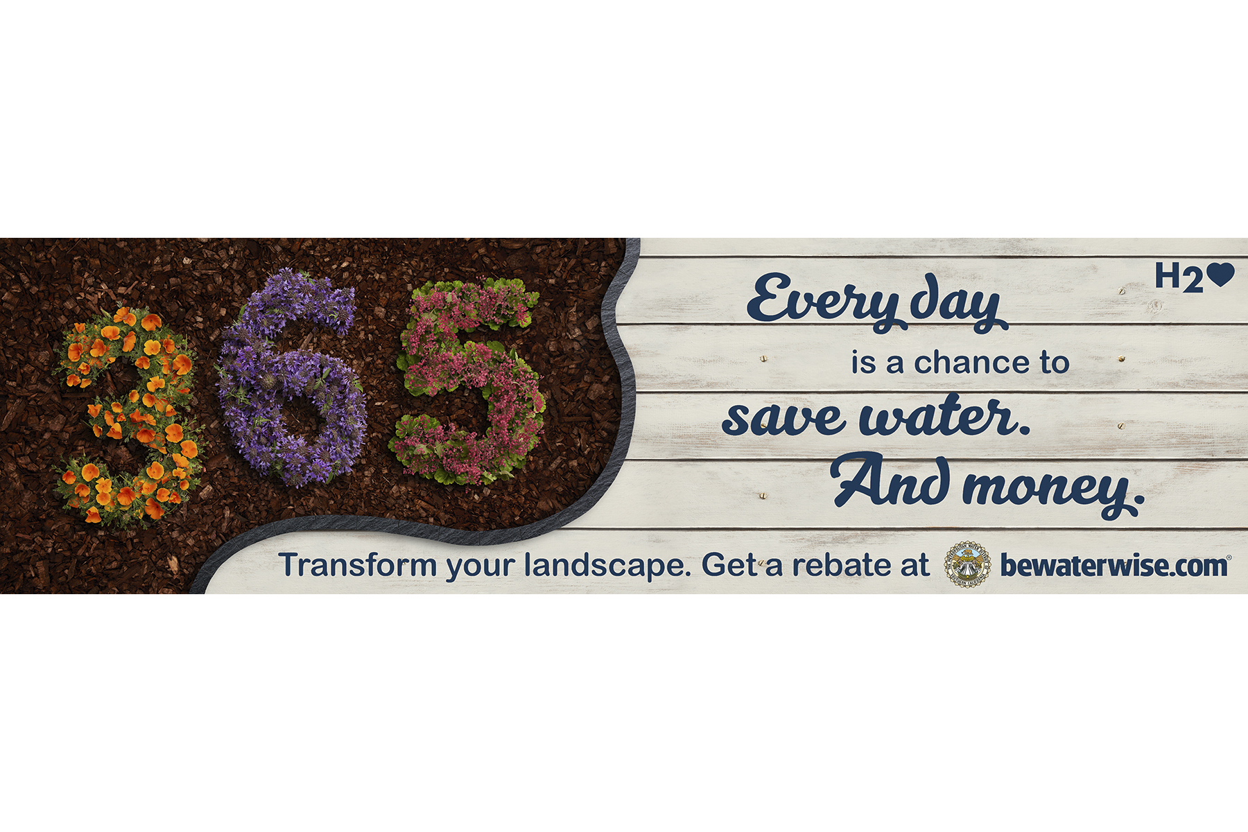 LA DWP / BeWaterWise Campaign / Christopher Nelson Photography