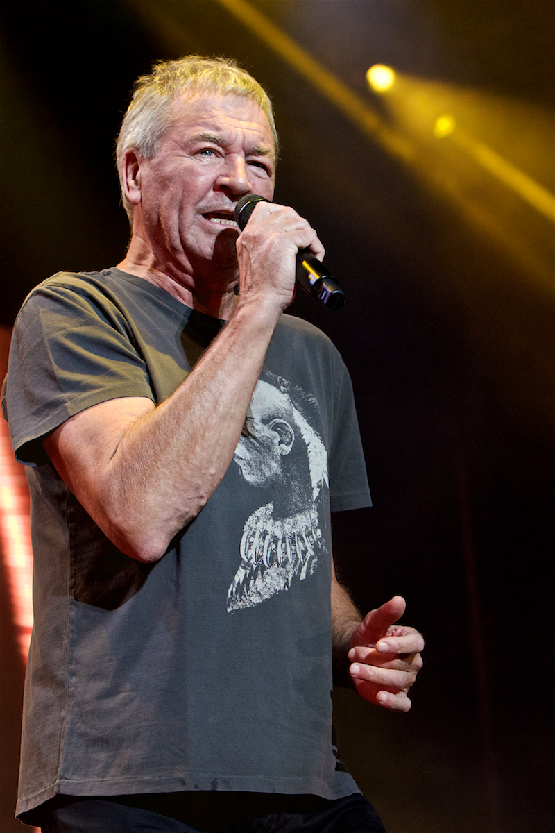 Deep Purple BB&T Pavilion  Camden, NJ September 9, 2018  DerekBrad.com