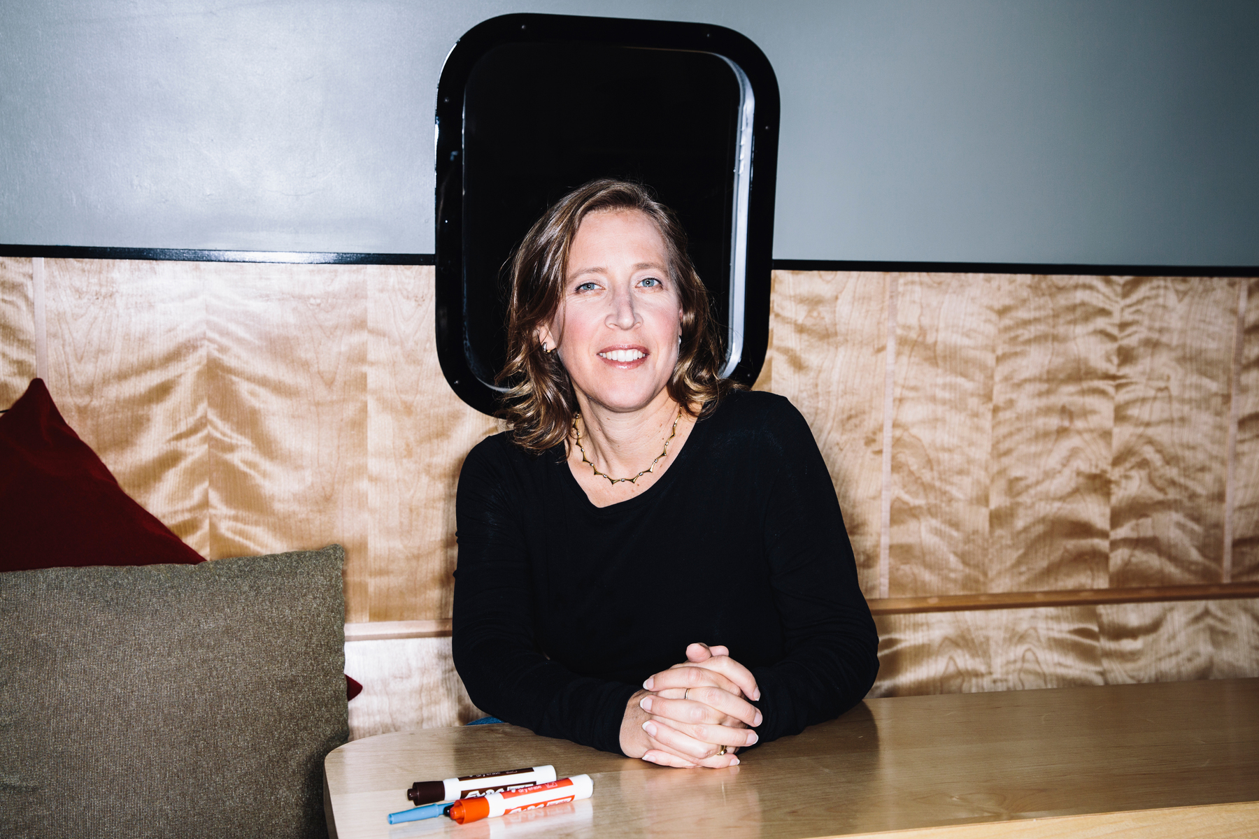 Susan Wojcicki, YouTube // BuzzFeed News