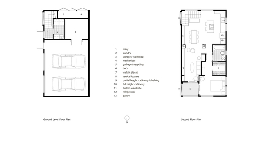 For a 1910 farmhouse with a 7,500 s.f. lot, we designed a site plan to enhance outdoor living spaces and locate an ADU for income.  The new structure for the ADU is to serve as a home office prior to the renting of the ADU. 
